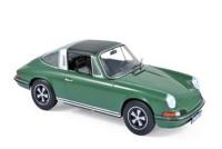 1:18 PORSCHE 911 S Targa 1973 Green