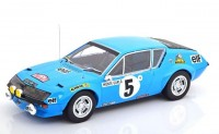 1:18 RENAULT Alpine A310 #5 Therier/Vial Rally Monte Carlo 1975