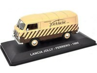 "1:43 LANCIA JOLLY ""FERRERO"" 1960 Beige/Brown"