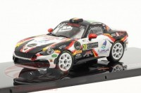 1:43 FIAT Abarth 124 RGT #39 Caprasse/Herman Rally Monte Carlo 2020