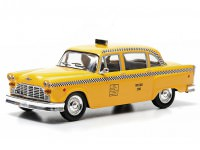 "1:43 CHECKER TAXI CAB 1977 ""Friends Phoebe Buffay's""(из телесериала ""Друзья"")"