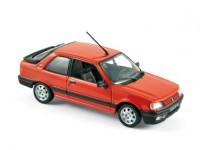1:43 PEUGEOT 309 GTI 1987 Vallelunga Red