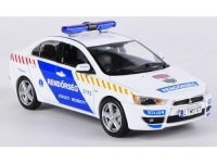 "1:43MITSUBISHI LANCER X ""RENDORSEG"" (Полиция Венгрии) 2009"
