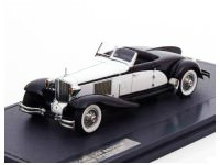1:43 CORD L-29 Speedster Brooks Stevens 1930 Black/White
