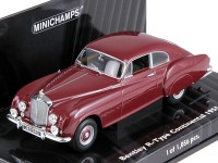 1:43 BENTLEY R-TYPE CONTINENTAL 1955 RED