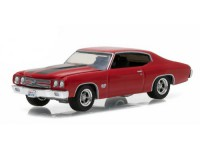 1:64 Chevrolet Chevelle SS 1970 Red