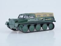 1:43 Гусеничный транспортёр-снегоболотоход ГТ-С 47