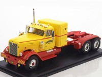 1:43 седельный тягач INTERNATIONAL Harvester RDF 405 1955 Yellow/Red