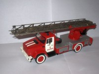 1:43 ЗиЛ-4331 АЛ-31 пожарная лестница
