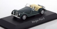 1:43 MORGAN Plus 8 1980 British Racing Green