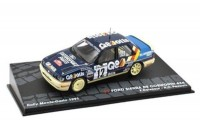 "1:43 FORD Sierra RS Cosworth 4x4 ""Q8 Team Ford"" #12 F.Delecour/A.C.Pauwels Rally Monte Carlo 1991"