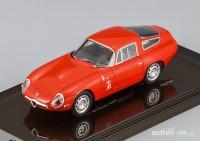 1:43 Alfa Romeo Giulia TZ (red)
