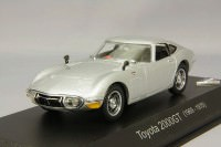 1:43 Toyota 2000 GT (silver)