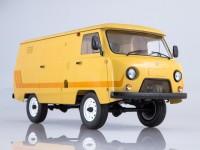 1:18 УАЗ-3741 жёлтый