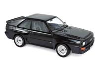 1:18 AUDI Sport Quattro 1985 Black