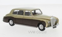 1:43 ROLLS ROYCE Phantom VI EWB 1968 Gold/Brown