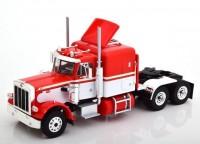 1:43 седельный тягач PETERBILT 359 1973 Red/White