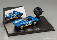 1:43 Chevrolet Corvette Grand Sport Roadster #10 12h Sebring 1966