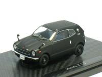 1:43 Honda Z  1970 Flat black