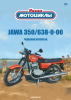 1:24 # 2 Jawa 350/638-0-00