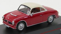 1:43 AWZ P70 Coupe 1958 Dark Bordeaux and White