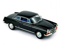 1:43 PEUGEOT 404 Coupé 1967 Black