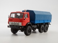 1:43 КАМский грузовик-4310