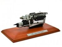 1:18 двигатель V16 AUTO UNION TYPE C 1936