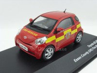 "1:43 TOYOTA IQ ""Essex UK Fire Brigade"" (пожарный) 2009"