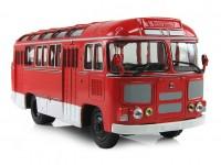 1:43 Павловский автобус 672М красный