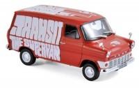 1:43 FORD Transit Van (фургон) 1965 Red