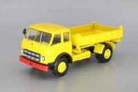 1:43 МАЗ-511А самосвал с боковой разгрузкой, желтый