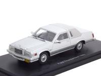 1:43 FORD Thunderbird 1980 Silver