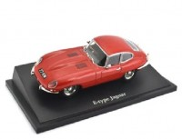 1:43 JAGUAR E-Type 1961 Red
