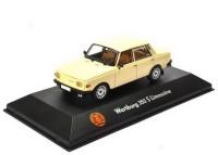 1:43 WARTBURG 353 S Limousine 1980 Light Yellow