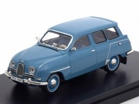 1:43 SAAB 95 Station wagon1961 Light Blue
