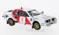 1:43 TOYOTA Celica Twincam Turbo (TA64) #5 B.Waldegard/H.Thorszelius победитель Safary Rally 1984