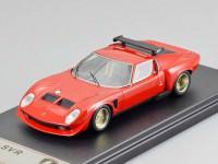 1:43 Lamborghini Miura Jota SVR (red)