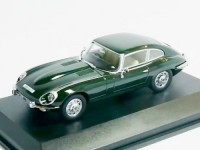 1:43 Jaguar E-type V12 Coupe 1972 British Racing Green