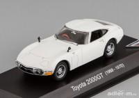 1:43 Toyota 2000 GT (white)