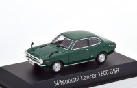 1:43 MITSUBISHI Lancer 1600 GSR (A70) 1973 Dark Green