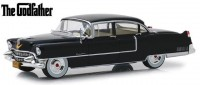 "1:24 CADILLAC Fleetwood Series 60 Special 1955 Black (из к/ф ""Крёстный отец"")"