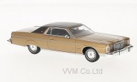 1:43 MERCURY Marquis Hardtop Coupe 2-Door 1976 Metallic Dark Beige/Dark Brown