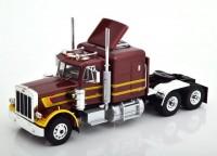 1:43 седельный тягач PETERBILT 359 1973 Metallic Brown
