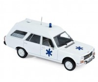 "1:43 PEUGEOT 504 Break ""Ambulance"" (скорая медицинская помощь) 1979"