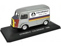 "1:43 CITROEN H ""COLORGRAF"" 1958 Grey"