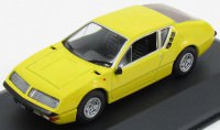 1:43 RENAULT Alpine A310 1600 1972 Yellow