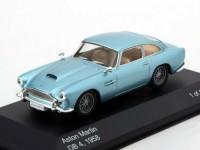 1:43 ASTON MARTIN DB4 1958 Metallic Light Blue