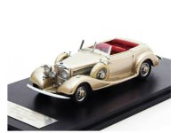 1:43 MERCEDES-BENZ 540K  Offener Tourenwagen Sindelfingen 1938 Light Gold