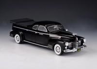 1:43 CADILLAC Miller Meteor Flower Car (катафалк) 1941 Black